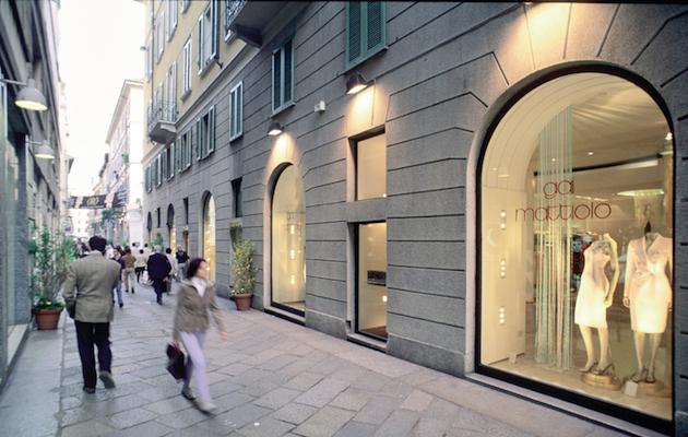 Shopping tour al quadrilatero della moda